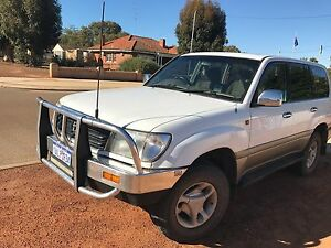 1998 Toyota LandCruiser Wagon Corrigin Corrigin Area Preview
