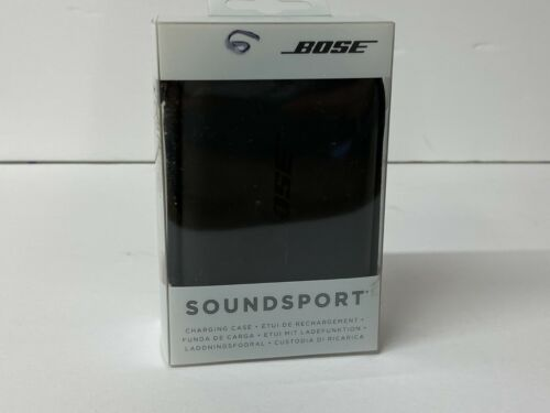 Bose SoundSport Headphone Battery Charging Case (772130-0010) Black - NEW