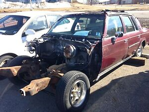 81 buick century G body parts car