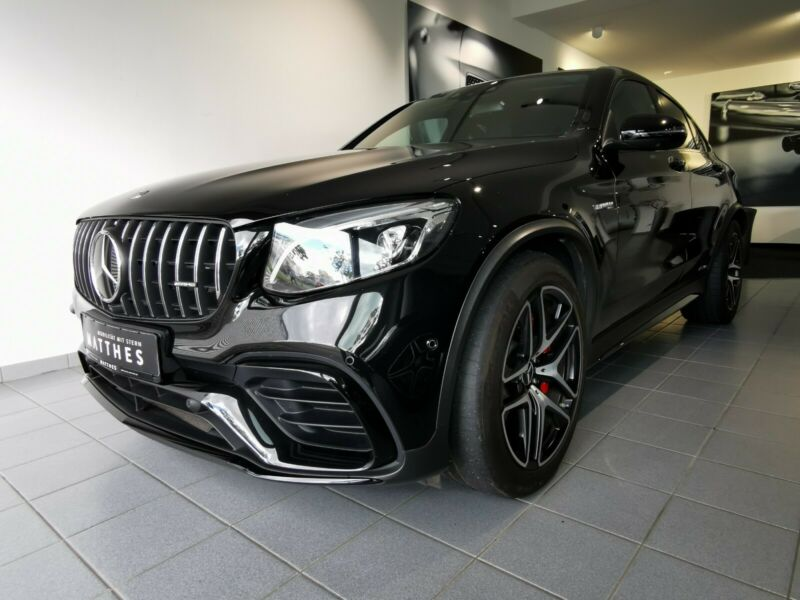 Mercedes-Benz GLC 63 S AMG 4M Coupe Airmatic/AHK/Pano/Night