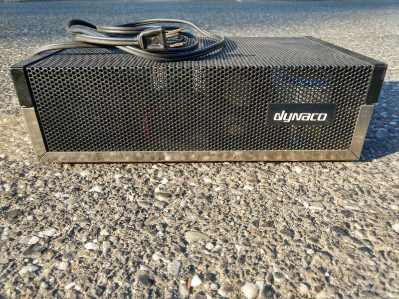 DYNACO ST-80 STEREO AMPLIFIER TESTED WORKING VINTAGE AMP