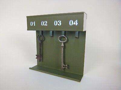LED Key Hanger/Pitt/Olive/House Use Products/Sensitive Vibration Sensor/Unused