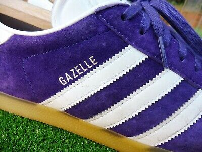 2016 ADIDAS ORIGINALS GAZELLE BIRMINGHAM C/W  MENS TRAINERS SIZE UK 10