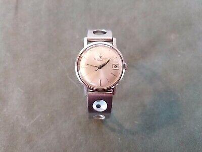 ancienne montre baume et mercier - geneve - vintage