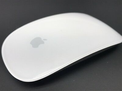 Apple Magic bluetooth Mouse A1296 wireless Laser multi-touch white MB829LL/A