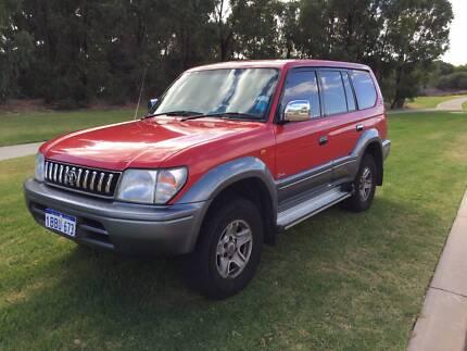 1998 Toyota Prado VX Grande