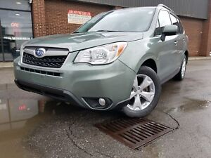 2014 Subaru Forester I BACK UP CAMERA AWD PANO ROOFS 70K ONLY!!!
