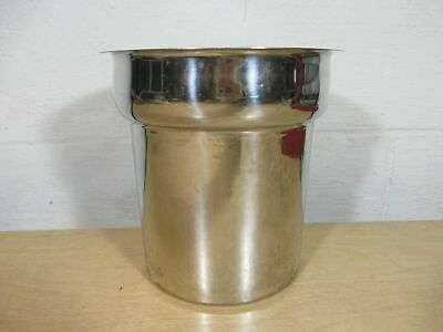 Nemco Stainless Steel Counter Top Restaurant Food Soup Warmer Inserts Pan Pots