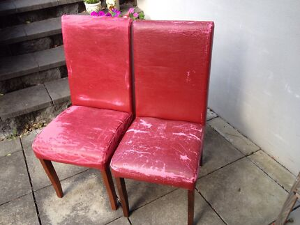 Dining chairs - FREE Leichhardt Leichhardt Area Preview