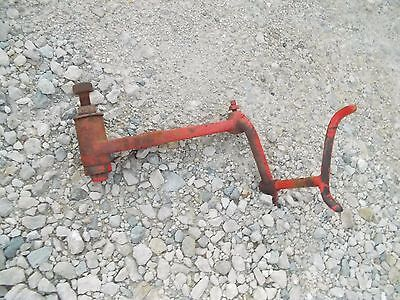 Allis Chalmers Styled Wc Tractor Original Ac Clutch Pedal