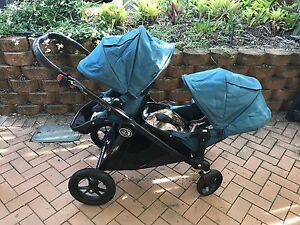 Baby Jogger City Select Pram with Second Seat and Capsule Attachments Townsville Townsville City Preview