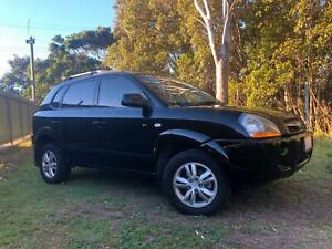 2009 Hyundai Tucson Manual 127000km