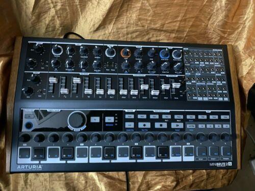 Arturia MiniBrute 2S Analog Synthesizer