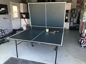 Table de Ping-Pong pliable