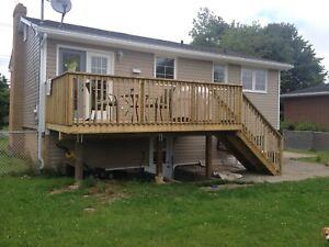 Home rental Colby Village