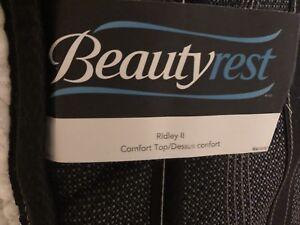 Beauty rest king size mattress