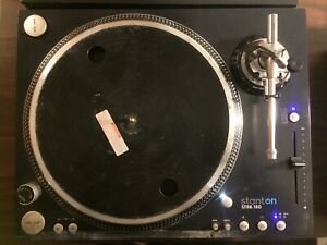 STANTON STR8.150 dj turntables,  with issues