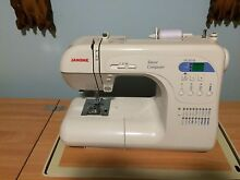 Janome sewing machine Springfield 2250 Gosford Area Preview