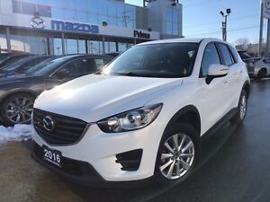2016 Mazda CX-5 GX ALL WHEEL DRIVE, ONE OWNER, CARFAX CLEAN