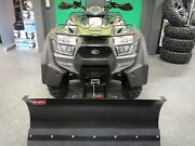 Kymco MXU 550 EXI LOF *WINTER EDITION 2018* 400/450
