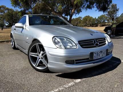 1997 Mercedes-Benz SLK230 Convertible Epping Whittlesea Area Preview