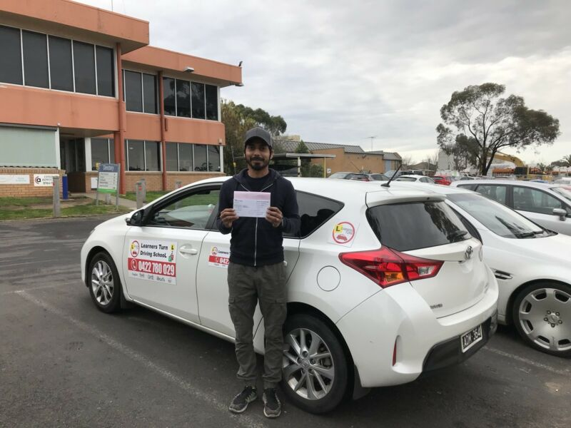 Drive test at Sunbury VicRoads | Courses & Training | Gumtree