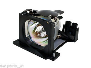 DELL 2200MP PROJECTOR LAMP BULB  WITH HOUSING, 0X1818 - NEW