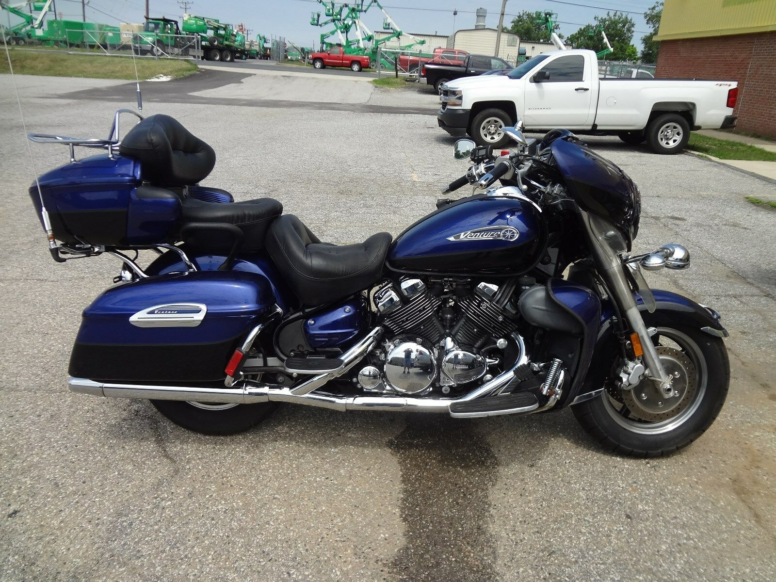2007 yamaha royal star venture 1300 xvz13 used yamaha for Yamaha royal star parts