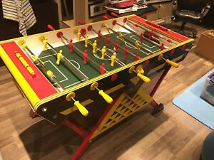 Football table - Garlands full size excellent shape