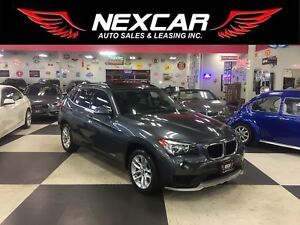 2015 BMW X1 DRIVE AUT0 AWD LEATHER PANO/ROOF 76K