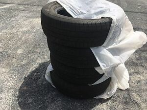 4 Tires