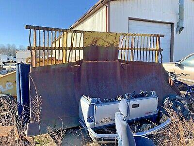 Caterpillarcat D8-n Dozer U-blade 14  Trash-blade Dfaz