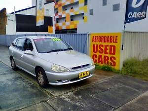 2001 Kia Rio Hatchback 1 Year Roadside Assist Woy Woy Gosford Area Preview