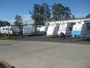 CARAVANS WANTED Yamanto Ipswich City Preview