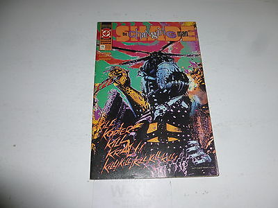 SHADE THE CHANGING MAN Comic - Vol 1 - No 11 - Date 05/1991 - DC Comic