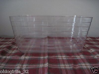 Plastic Basket Protector for Longaberger Spring Basket