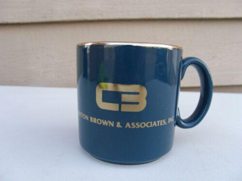 Clayton Brown & Associates Inc. Made in England Excellent Mug Coffee, Tea, Cocoa