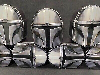 Star Wars The Mandalorian Season One 1 Trading Cards Collectible Tin Helmet 2020