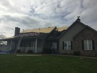 Experienced Roofers Available!! — Get Your Roofing Quote Today!