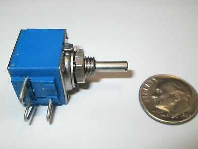 Tektronix Bourns Potentiometer 20k Ohm Linear 311-1524-00 Nos