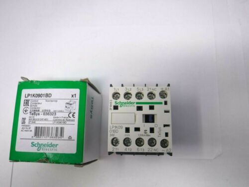 Schneider Electric, Contactors 24V - LP1K0901BD *NEW* (Free Shipping)