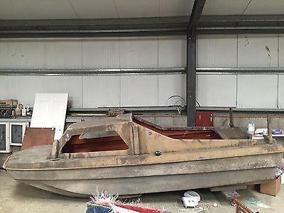 Sea Hog/CJR 16ft Boat Fiberglass Moulds