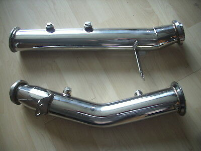 Downpipe M 276 Turbo Engine RHD Mercedes C43 C400 C450 glc43 GLC450 E43 E400