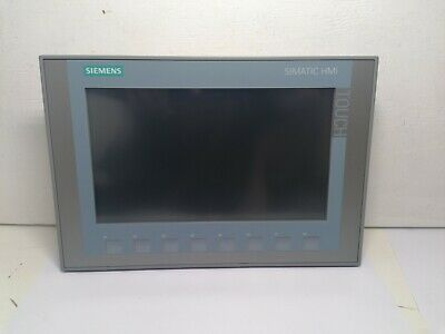 Siemens Simatic Hmi Ktp900 Basic Panel 6av2123-2jb03-0ax0 6av2 123-2jb03-0ax0