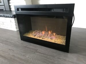 Fire place insert- electric by Dimplex