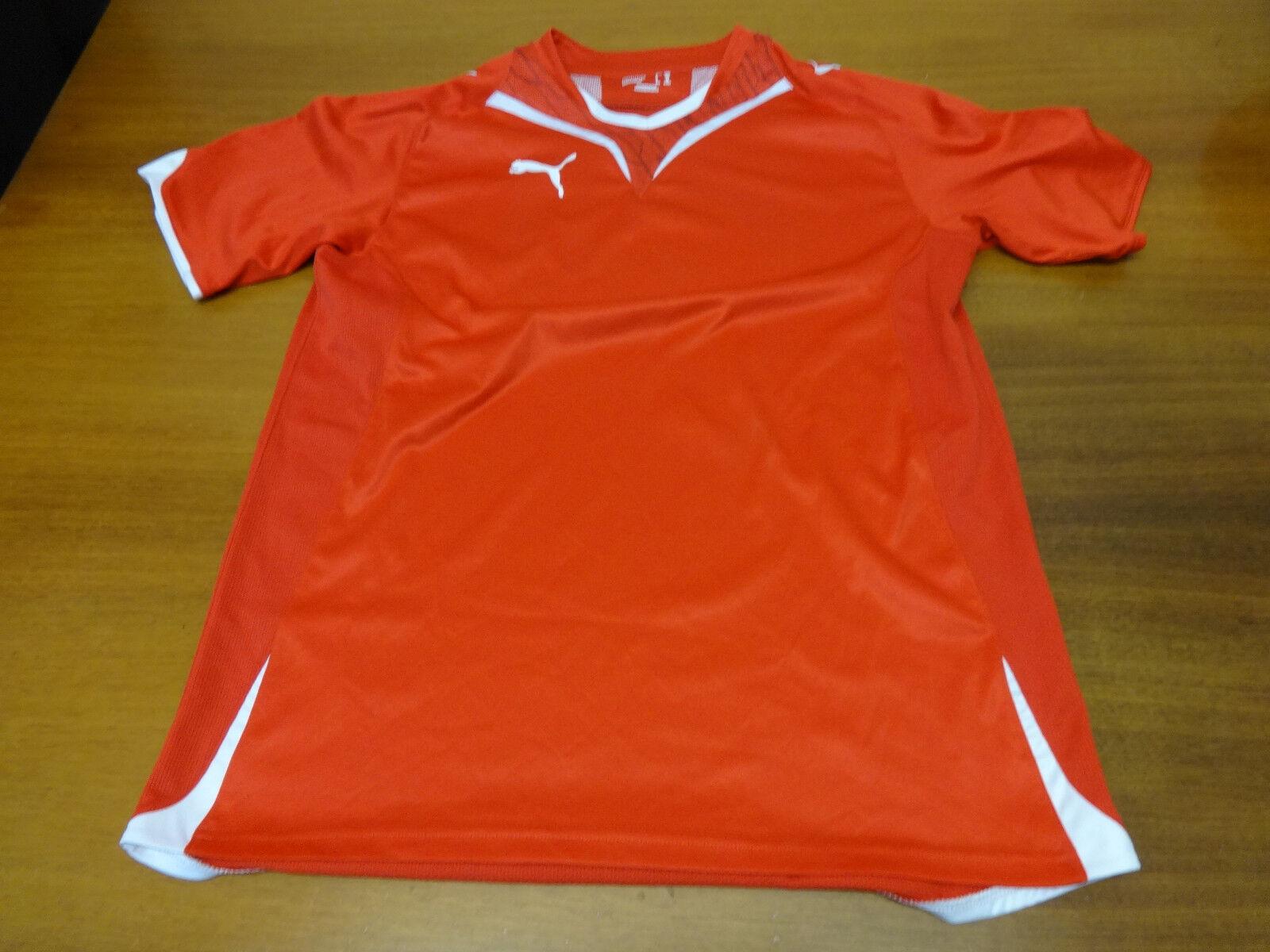 Puma Jungen Herren Funktionsshirt, rot, Größe 176
