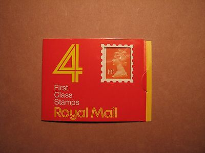 Great Britain Stamp Scott# 348 Booklet With Window MNH C50