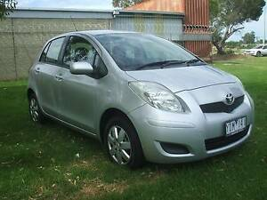 2010 Toyota Yaris 5dr Hatch AUTO Sold with RWC & REG Frankston North Frankston Area Preview