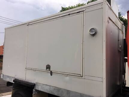 Standby chiller unit-truck/ute/traytop/trailer. On site.