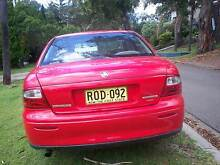 2001 Commodore Sedan VX II Oyster Bay Sutherland Area Preview